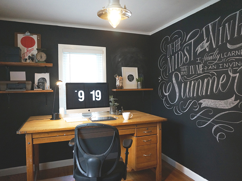 chalk-workspace