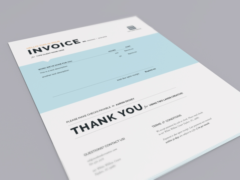 two-lands-invoice