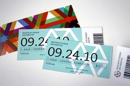 30 Amazing Ticket Designs to Inspire You - Event Branding Inspiration