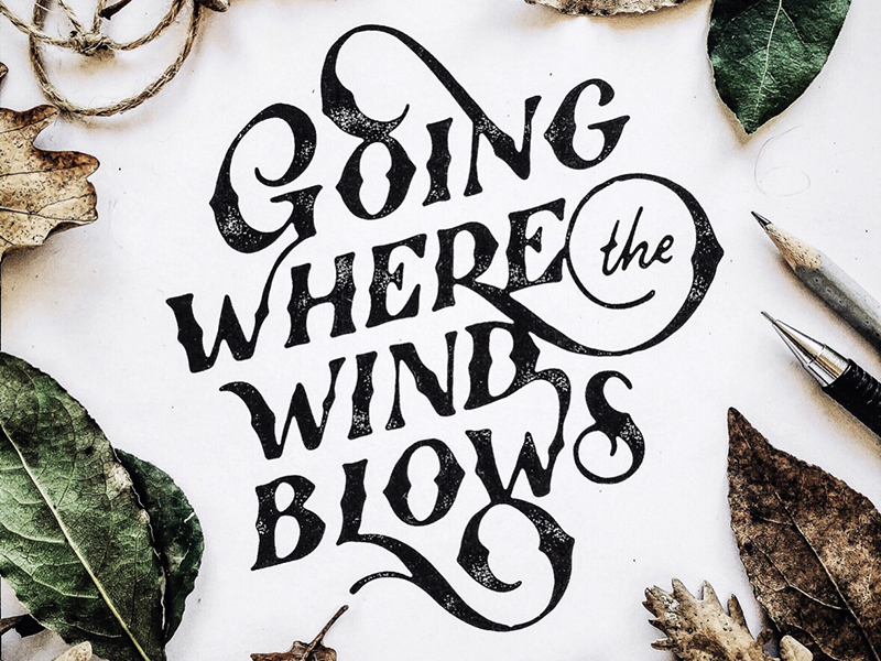 wind-blows