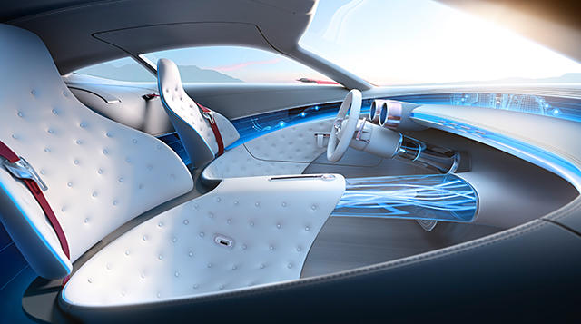 11 Cool Futuristic Car Concepts You Need To See Right Now