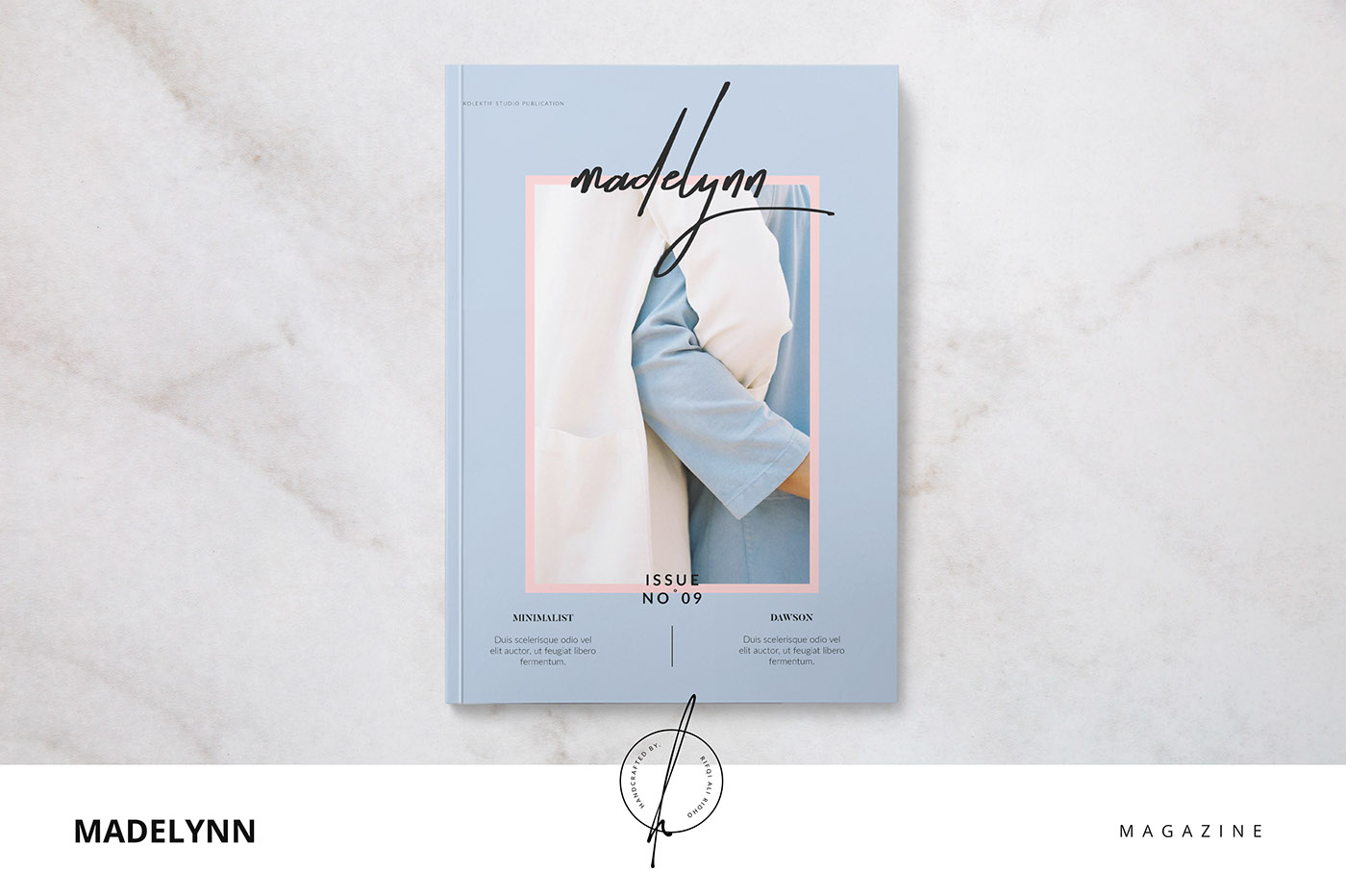 Stunning Editorial Designs