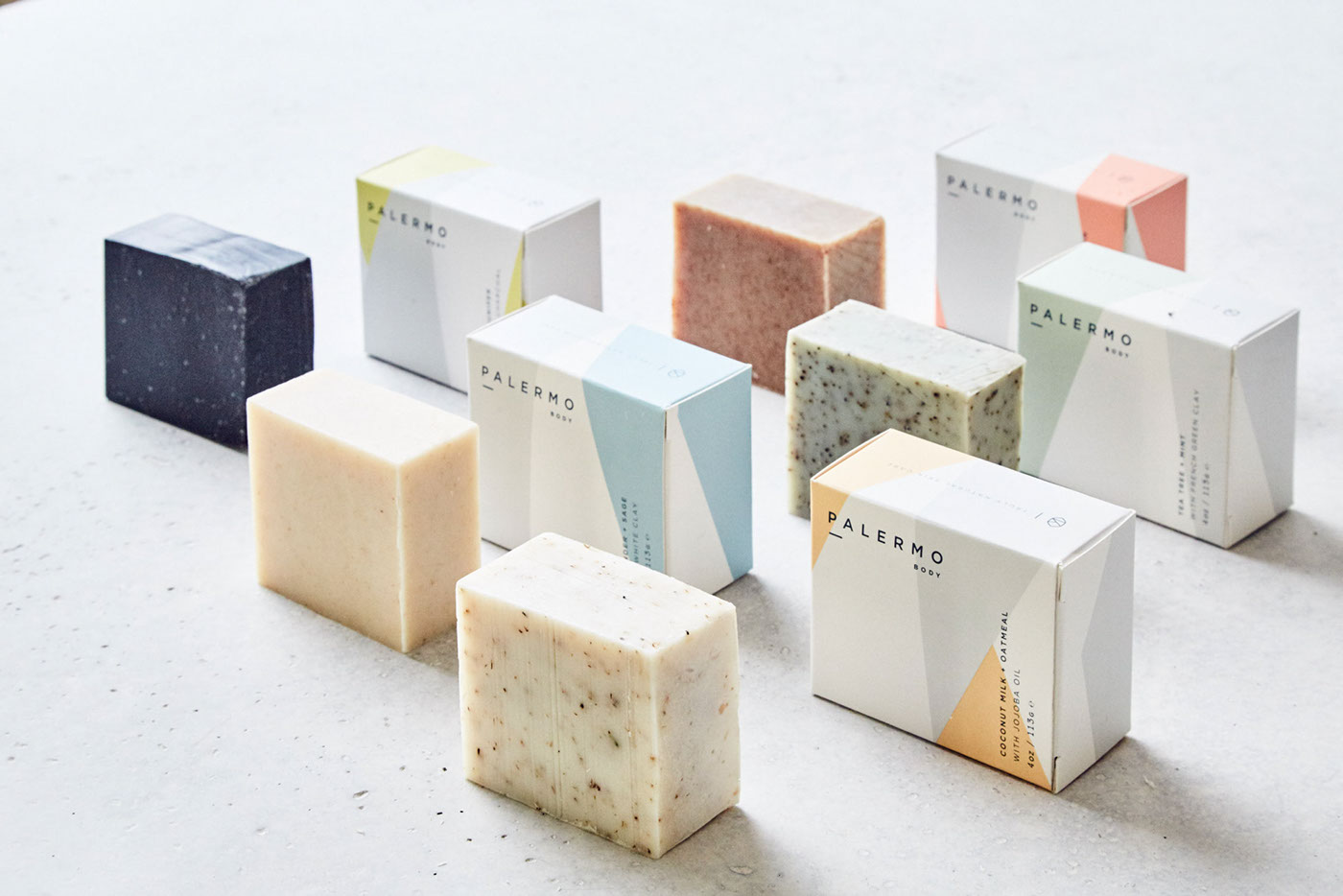 Baby Mama Soap Packaging, by Meredith Wallis