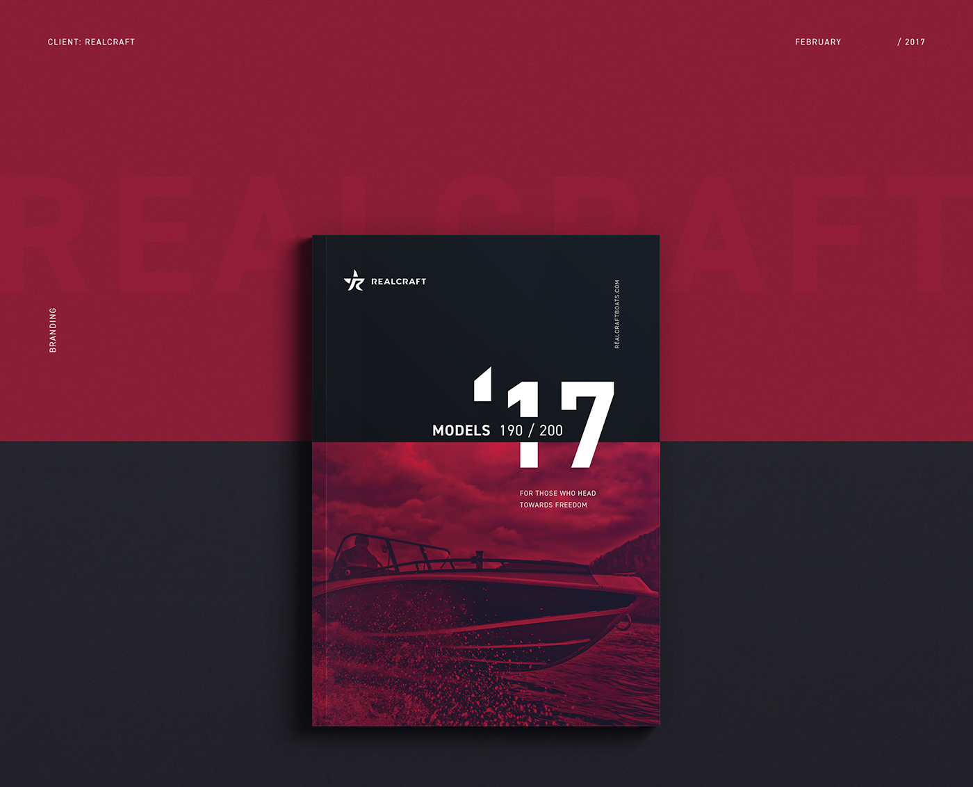 Minimalist Editorial Designs