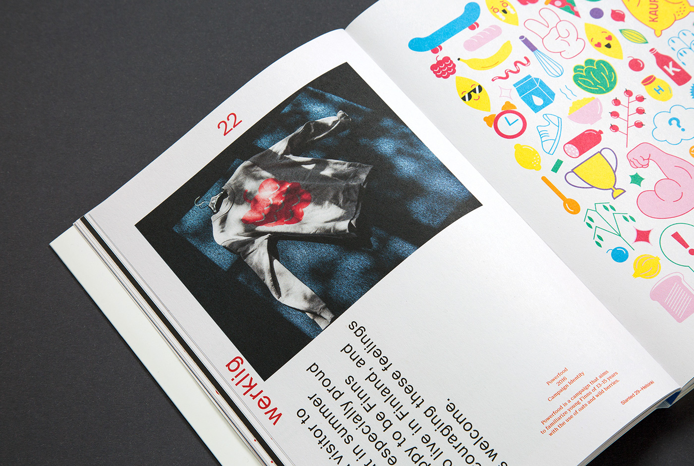 Unique Editorial Designs